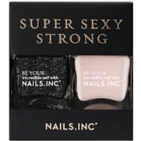 nails inc. Super Sexy Strong 14ml Duo