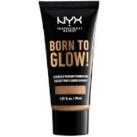 NYX Professional Makeup Born to Glow Naturally Radiant Foundation 30ml (Various Shades) - Classic Ta