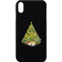 My Favourite Xmas Tree Phone Case for iPhone and Android - iPhone 5/5s - Tough Case - Gloss