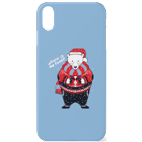 Tobias Fonseca Where Is The Food Phone Case for iPhone and Android - iPhone 6S - Tough Case - Gloss