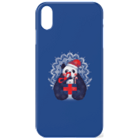 Tobias Fonseca Xmas Panda Phone Case for iPhone and Android - iPhone 5/5s - Snap Case - Gloss