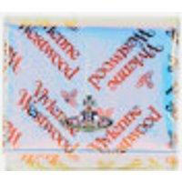 Vivienne Westwood Women's Archive Orb Flap Coin Wallet - Blue