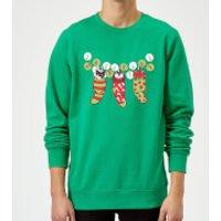 Jingle Meow Sweatshirt - Kelly Green - XXL - Kelly Green