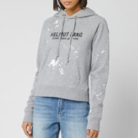Helmut Lang Women's Slim Hoody Painter - Precision Heather - S
