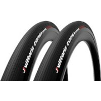 Vittoria Corsa Control G2.0 Tubeless Ready Road Tyre Twin Pack - 700x28mm