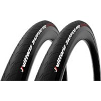 Vittoria Zaffiro Pro IV G2.0 Road Tyre Twin Pack - 700x23mm
