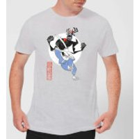 Samurai Jack Eternal Battle Men's T-Shirt - Grey - L - Grey