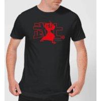 Samurai Jack Way Of The Samurai Men's T-Shirt - Black - XXL - Black