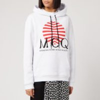 McQ Alexander McQueen Women's Sweatshirt - Optic White - S