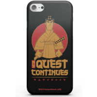 Samurai Jack My Quest Continues Phone Case for iPhone and Android - Samsung S6 Edge Plus - Snap Case