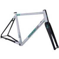 Kinesis Aithein Disc Road Frameset - 47cm - Dazzling Silver