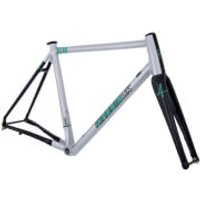 Kinesis Aithein Disc Road Frameset - 56cm - Dazzling Silver