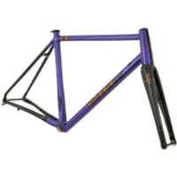 Kinesis Aithein Disc Road Frameset - 47cm - Deep Purple