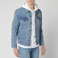 Levi's X Star Wars Men's The Trucker Jacket - Blue - XS