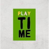 Playtime Art Print - A2 - Print Only