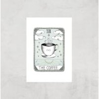 The Coffee Art Print - A2 - Print Only