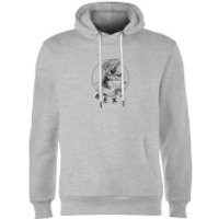 How Ridiculous One Shots Rexy Hoodie - Grey - XXL - Grey - Shots Gifts