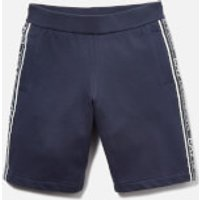 Emporio Armani EA7 Boy's Taping Shorts - Navy - 6 Years