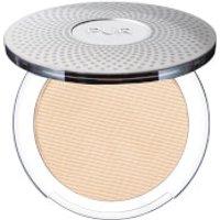 PUR 4-in-1 Pressed Mineral Make-up 8g (Various Shades) - LG6 Vanilla