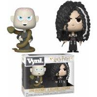 Funko Harry Potter Bellatrix Lestrange & Voldemort VYNL.
