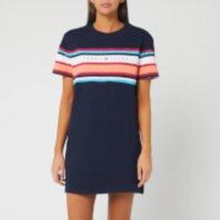 Tommy Jeans Women's TJW Logo T-Shirt Dress - Twilight Navy - S