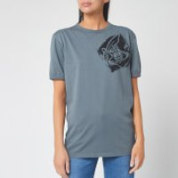 Vivienne Westwood Women's New Classic T-Shirt - Grey - M