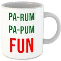 Pa-Rum Pa-Pum Fun Mug - Fun Gifts