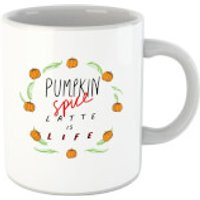 Pumpkin Spice Latte Is Life Mug - Pumpkin Gifts