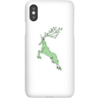 Green Rudolph Phone Case for iPhone and Android - iPhone 5/5s - Snap Case - Matte