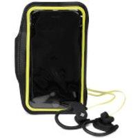 Intempo Active 52 Bluetooth Running Set - Black - Headphones Gifts