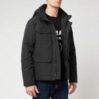 Canada Goose Men's Black Label Maitland Parka Jacket - Navy - L