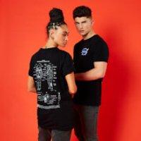 NASA Suit Up Unisex T-Shirt - Black - L - Black