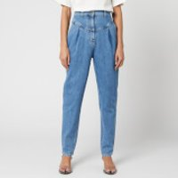 Philosophy di Lorenzo Serafini Women's Denim Trousers - Blue - IT 40/UK 8