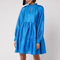 Stine Goya Women's Jasmine Mini Dress - Blue - S