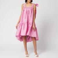 Stine Goya Women's Serena Tiered Mini Dress - Pink - XS