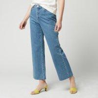 A.P.C. Women's Sailor Jeans - Blue - W29/UK 12