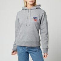A.P.C. Women's Polonius Hoody - Grey - M