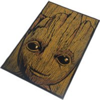 Marvel Guardians of the Galaxy Groot 52 Inch x 35 Inch Rug - Marvel Gifts