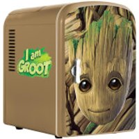 Marvel Guardians of the Galaxy Groot 4L Mini Fridge - US Plug - Marvel Gifts