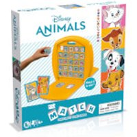 Top Trumps Match Board Game - Disney Animals Edition - Board Game Gifts