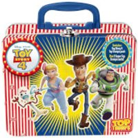 'Top Trumps Collector's Tin Card Game - Toy Story 4 Edition