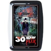 Top Trumps Card Game - Unofficial Guide to 30 Scary Flix Edition - Scary Gifts