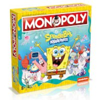 Monopoly Board Game - Spongebob Squarepants - Board Game Gifts