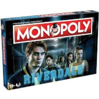 Monopoly Board Game - Riverdale - Board Game Gifts