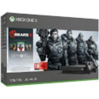 Xbox One X 1TB Gears 5 Bundle - Xbox Gifts