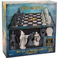 Lord of the Rings Chess Set - Battle for Middle Earth - Chess Gifts