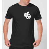 Ok Boomer Thumbs Up Men's T-Shirt - Black - XL - Black