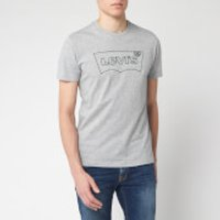 Levi's Men's Housemark Graphic T-Shirt - Mid Tone Grey Heather - S
