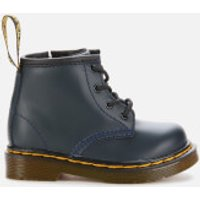 Dr. Martens Toddlers 1460 I Lace Up Boots - Navy - UK 5 Toddler