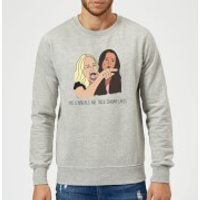 Millennials Are Such Snowflakes Sweatshirt - Grey - S - Grey